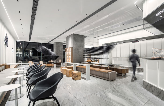 moc design office heytea 17