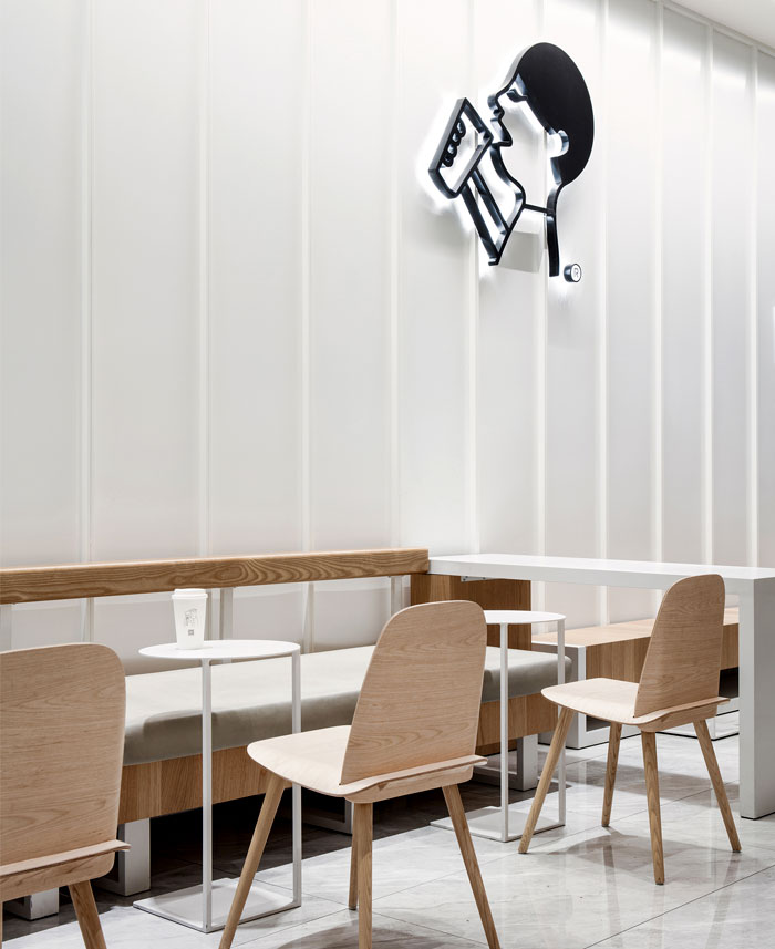 moc design office heytea 5
