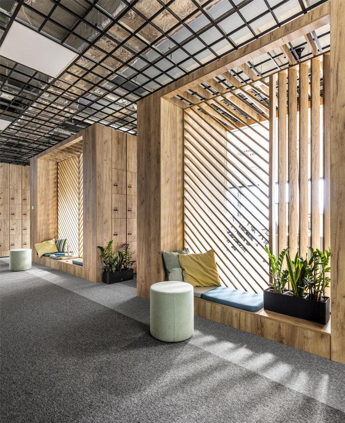office space ZONA architekci 2