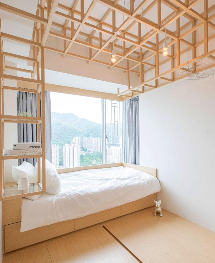 platform bed contemporary design interiorzine