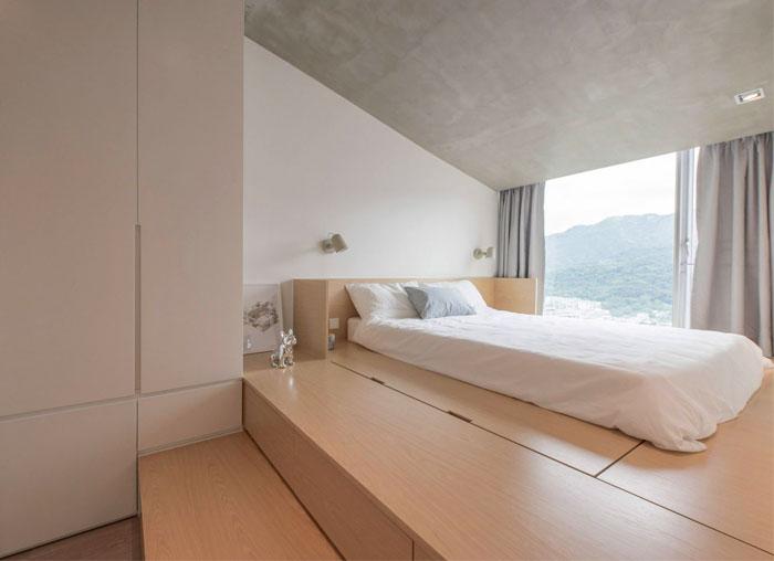 platform storage bed interiorzine trend