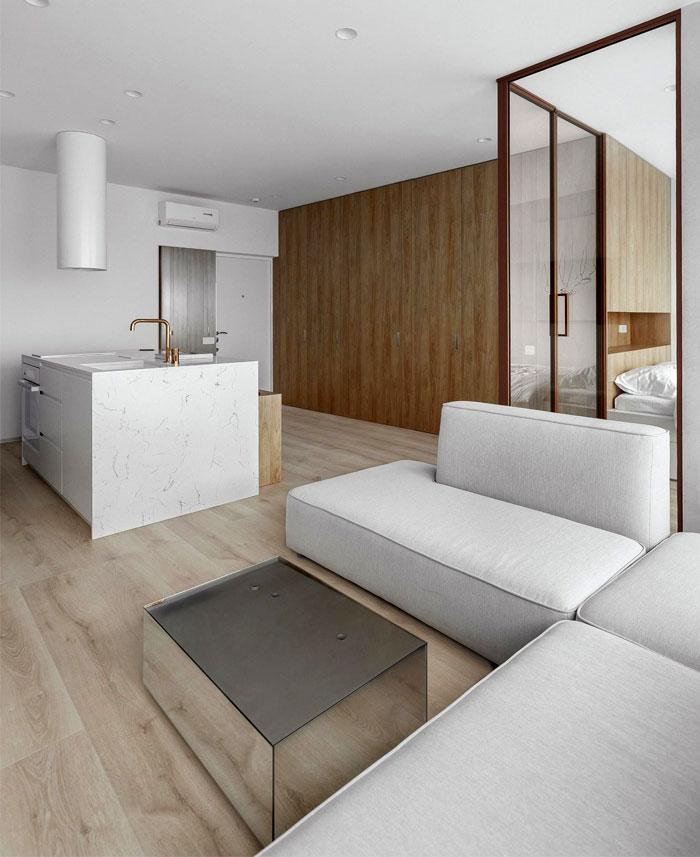 36 sq m apartment m3arch 11