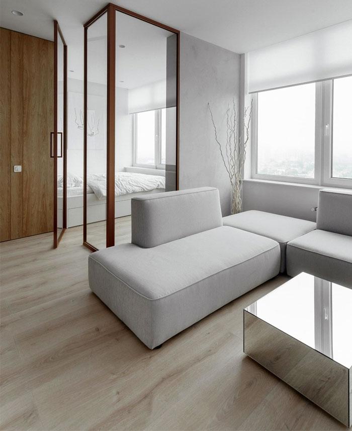 36 sq m apartment m3arch 9