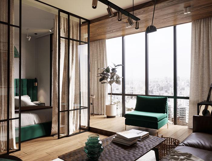 L2 apartment rudastudio 2