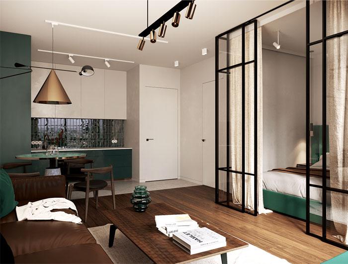 L2 apartment rudastudio 7