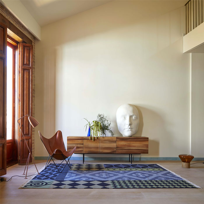 Sandra Figuerola GAN collections rugs kilims 7