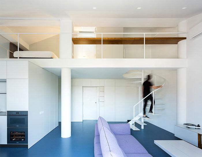 loft duplex studio nada 1