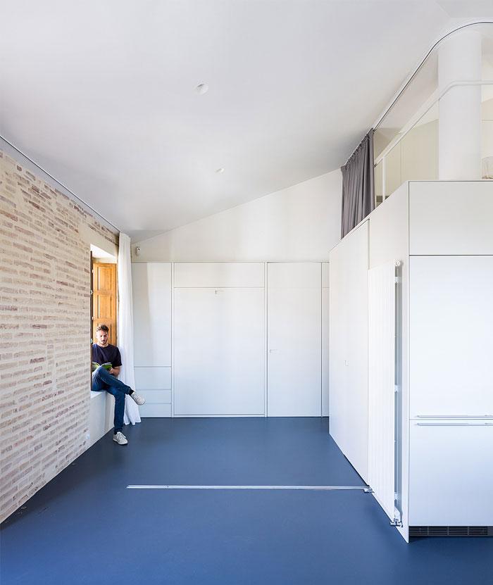 loft duplex studio nada 12