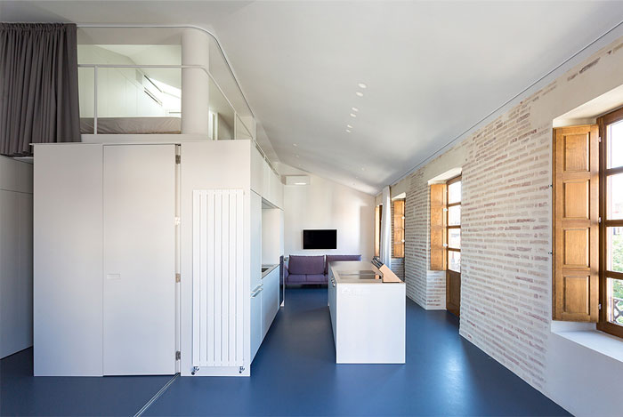loft duplex studio nada 7