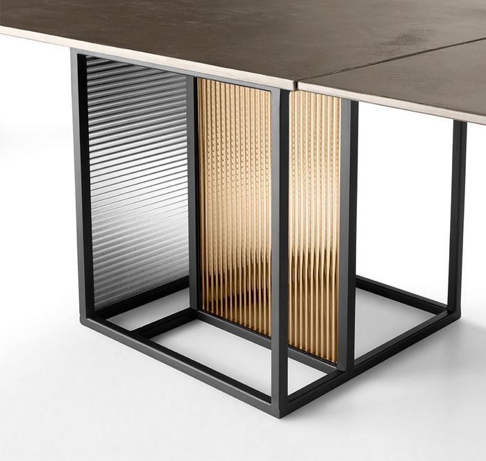 theo dining tables simone bonanni fiam 4
