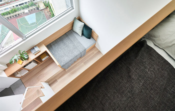 tiny apartment little design taipei 11
