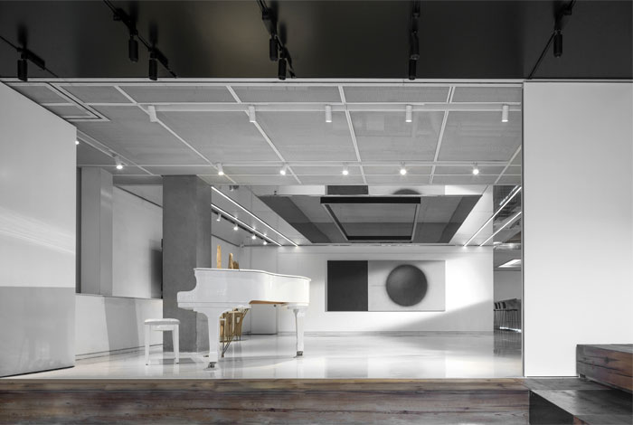 Cultural Space No 16 Tanzo Space Design Office 16