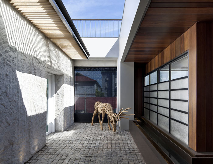 Cultural Space No 16 Tanzo Space Design Office 9