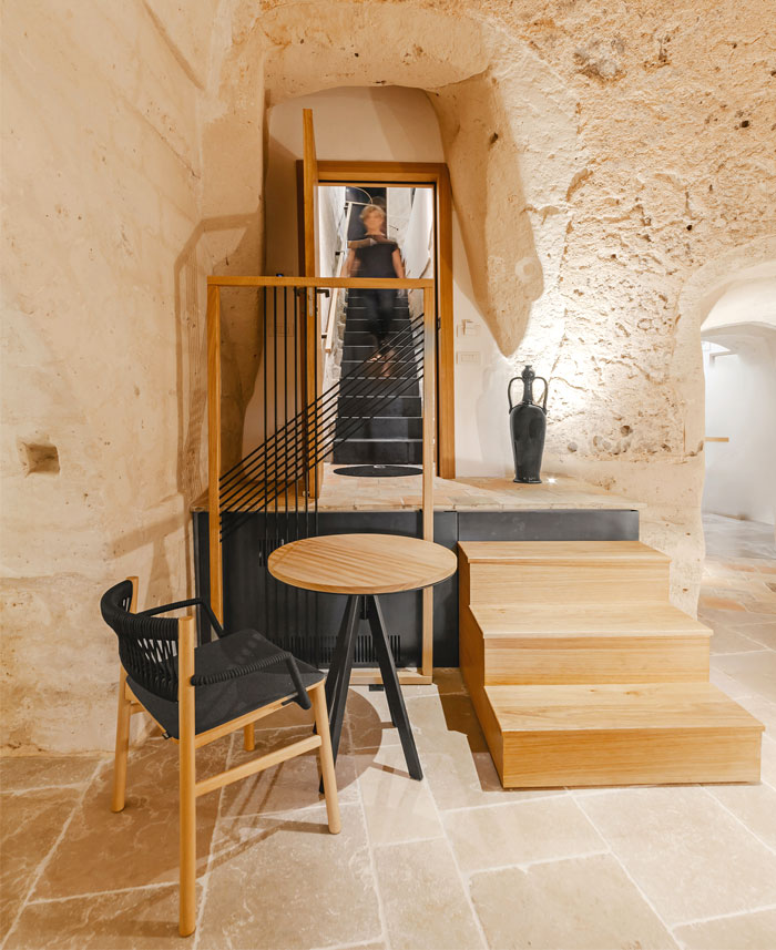ai maestri rooms cafe matera 8