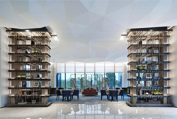do think hangzhou sales center show flats 12