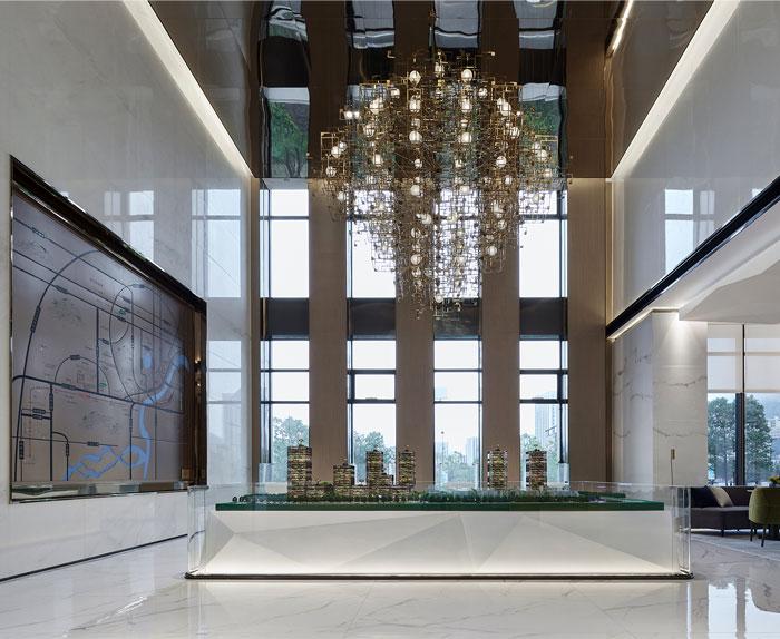 do think hangzhou sales center show flats 20