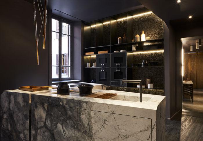 henge furniture colection milan design week 1