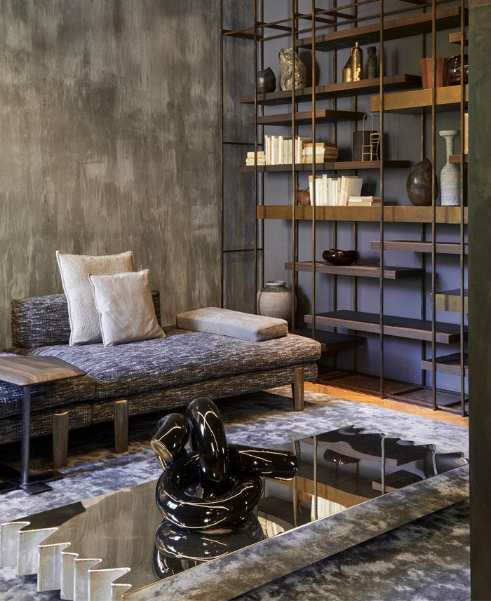 henge furniture colection milan design week 14
