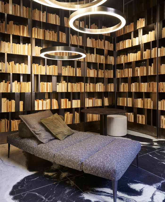 henge furniture colection milan design week 15