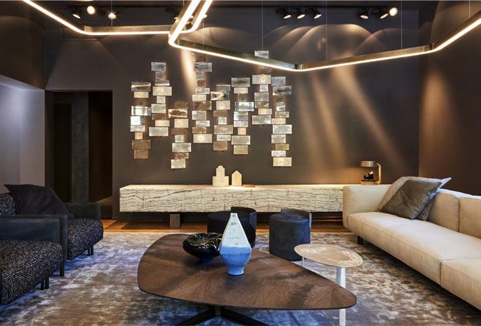 henge furniture colection milan design week 8