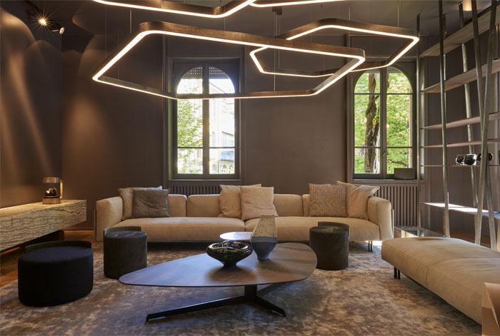 henge furniture colection milan design week 9