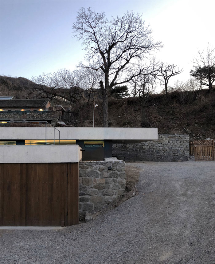 house on the great wall china mddm 8