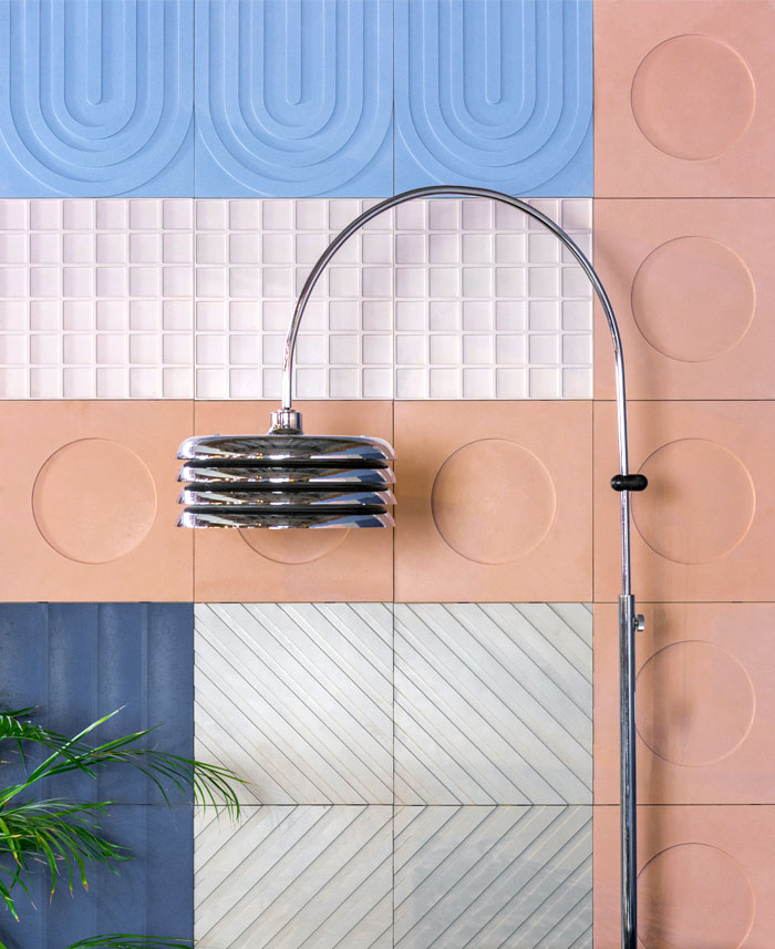 kaza tile collection diverge 6
