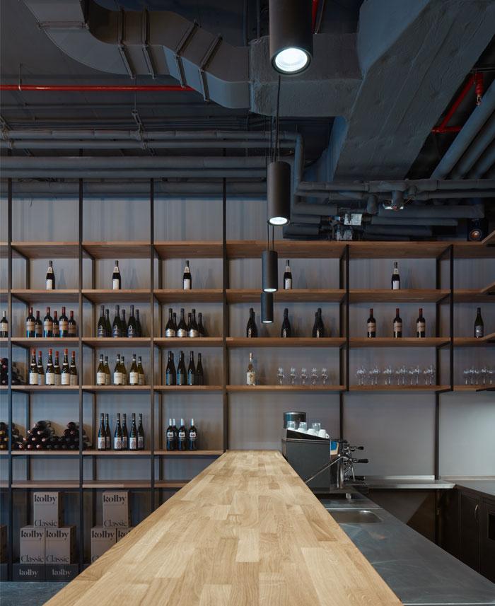 kolby wine bar CMC architects 11