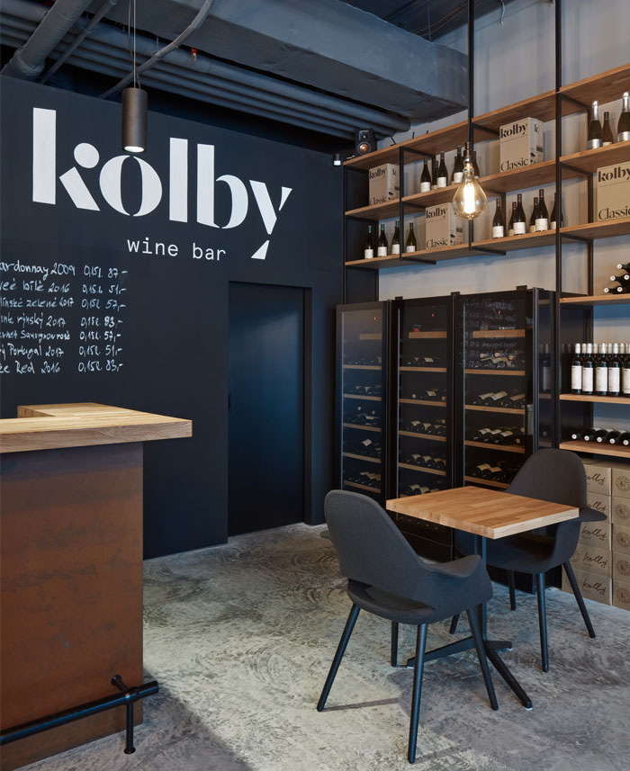 kolby wine bar CMC architects 12