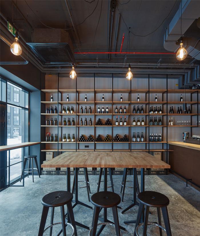 kolby wine bar CMC architects 14