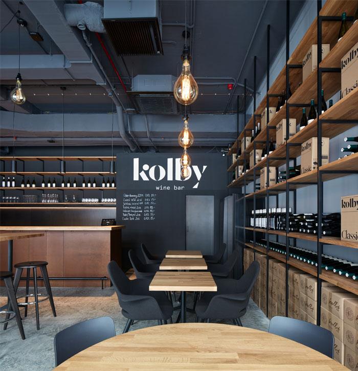 kolby wine bar CMC architects 16
