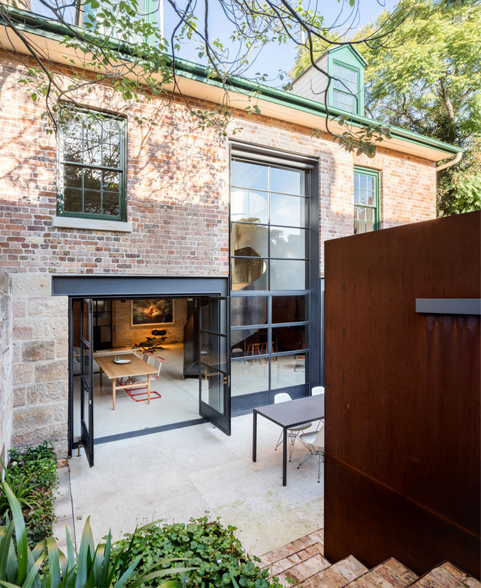 paddington house by pohio adams architects 17