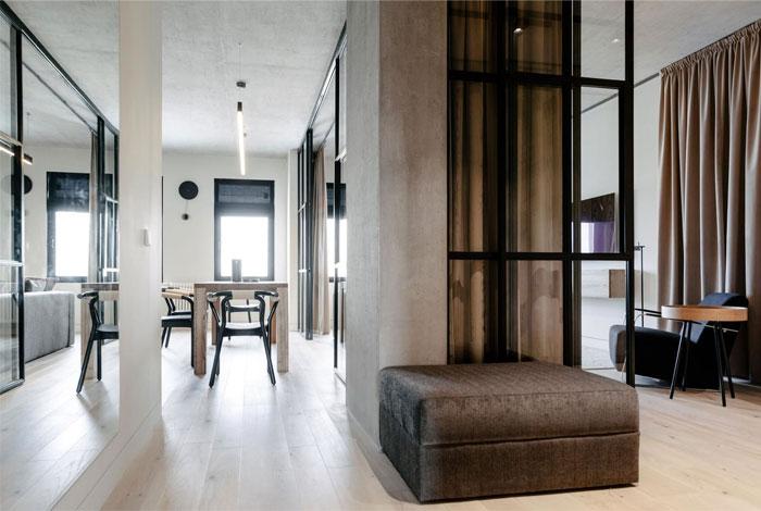 small urban apartment burofive 11