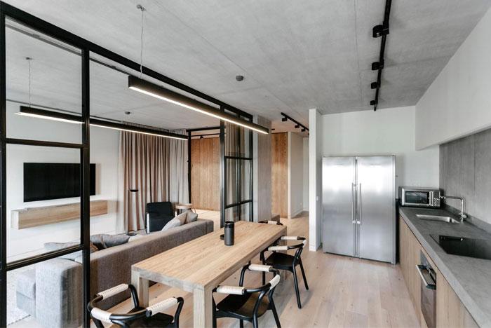 small urban apartment burofive 3