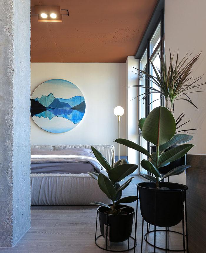 sobo studio sienna color apartment 14