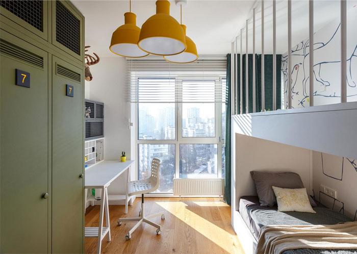 svoya studio apartment kiev 12