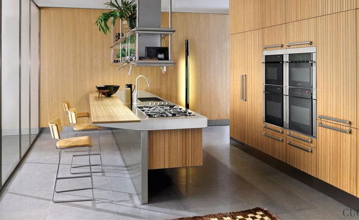 arclinea kitchen lignum et lapis 10
