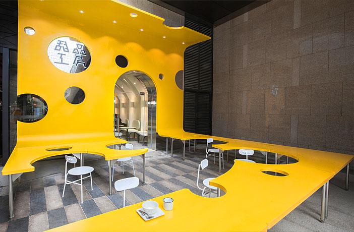 The Dessert Kitchen By Towodesign Interiorzine