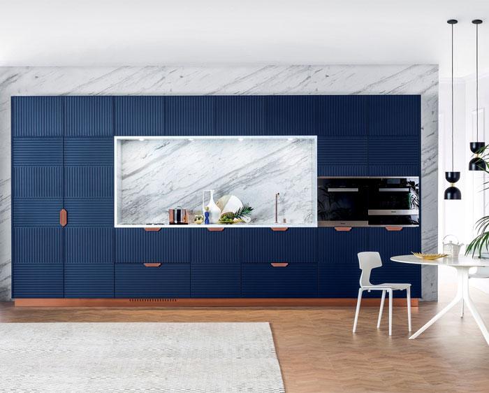 dark blue kitchen 2