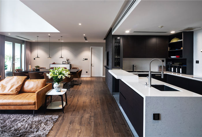 duplex apartment flat6 architects 1