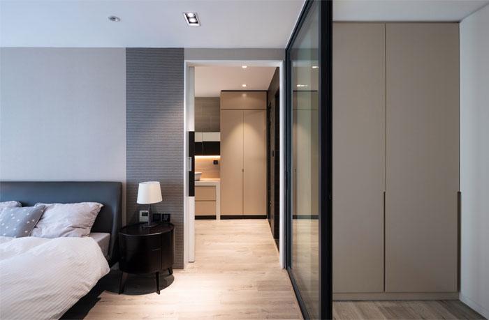 duplex apartment flat6 architects 12