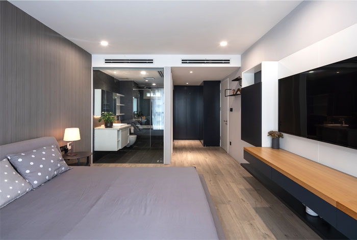 duplex apartment flat6 architects 15