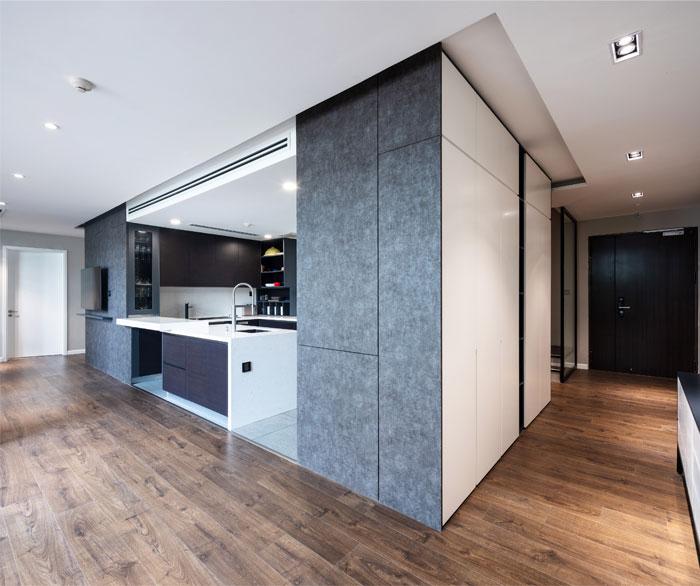 duplex apartment flat6 architects 2