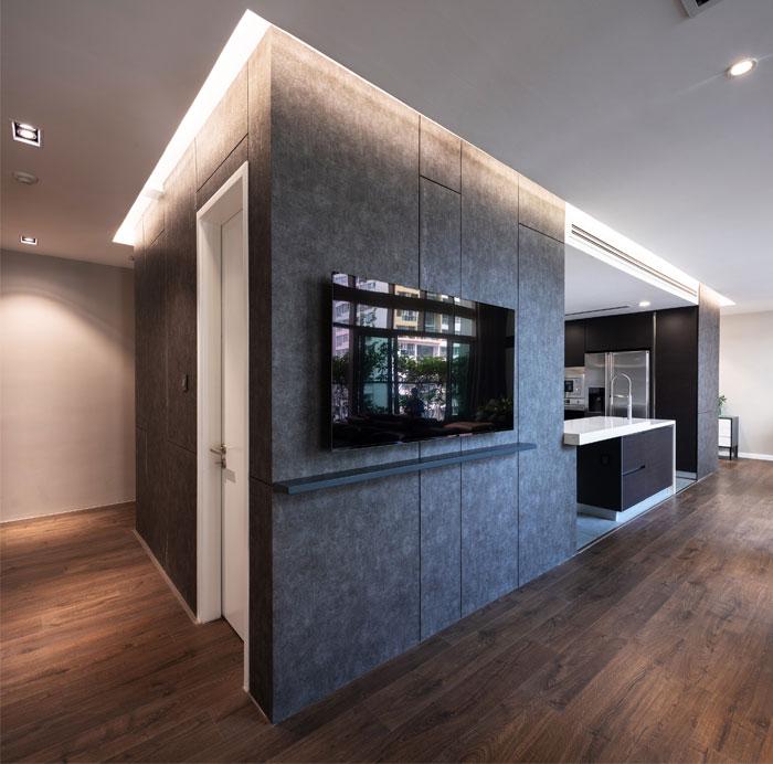 duplex apartment flat6 architects 6