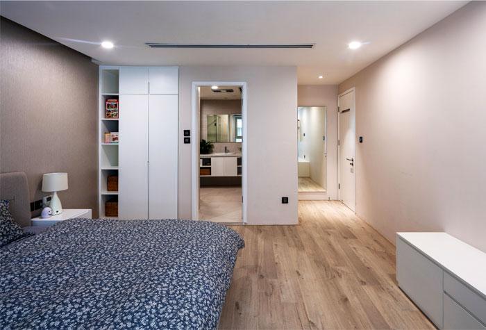 duplex apartment flat6 architects 8