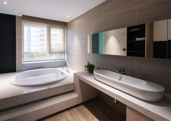 duplex apartment flat6 architects 9