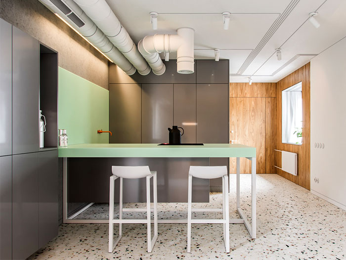 garage apartment sens studio 5