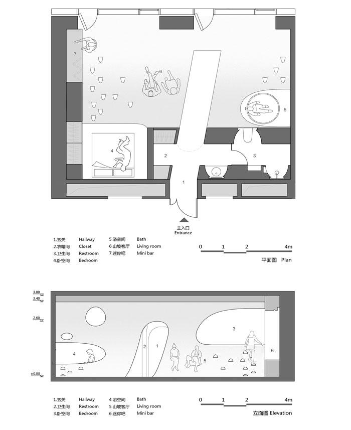 hillside dwelling archstudio 9