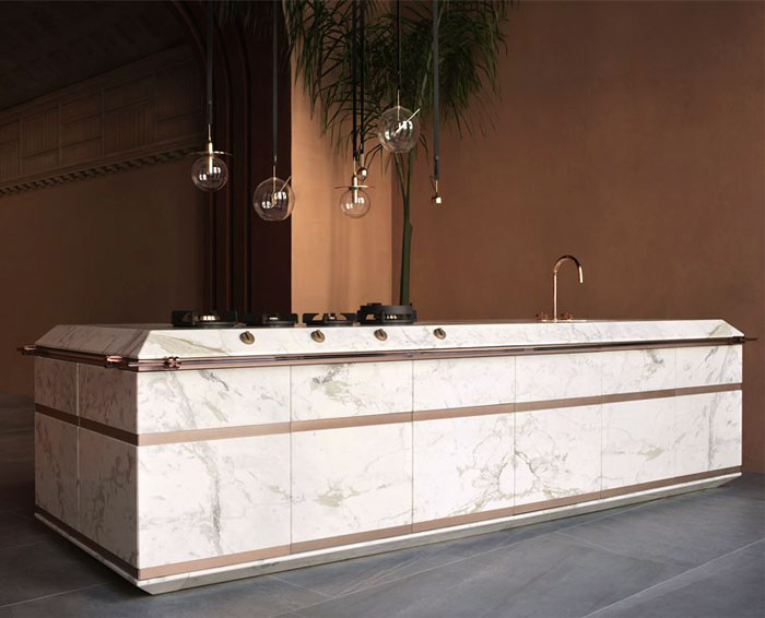 kitchen cabinet materials Fendi Casa 4