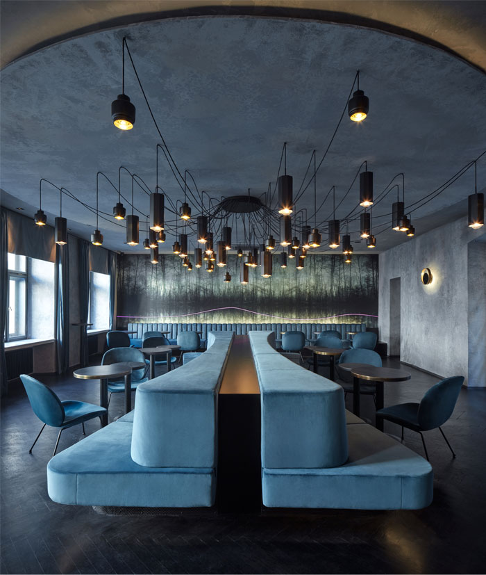 moon club lounge prague 7